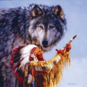 O Spirit of the Wolf - 500pc Jigsaw Puzzle By Sunsout
