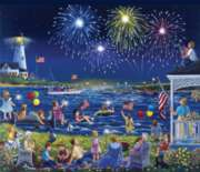 Seaside Celebration - 550pc Jigsaw Puzzle By Sunsout