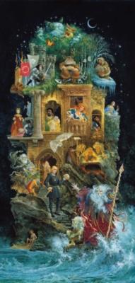 Jigsaw Puzzles - Shakespearean Fantasy