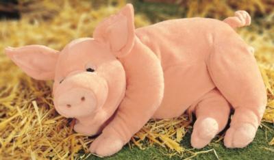 Arnold Snoring Pig - 16'' Pig by Gund