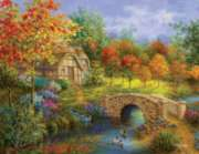 Autumn Beauty - 3000pc Jigsaw Puzzle By Sunsout