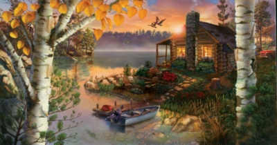 Jigsaw Puzzles - Autumn Splendor