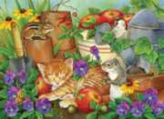 Let Sleeping Kittens Lie - 1500pc Jigsaw Puzzle By Sunsout