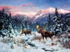 Last Light - 500pc Jigsaw Puzzle By Sunsout