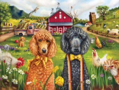 Jigsaw Puzzles - A Day in the Life