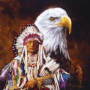 Native American Puzzles - Spirit of the Eagle