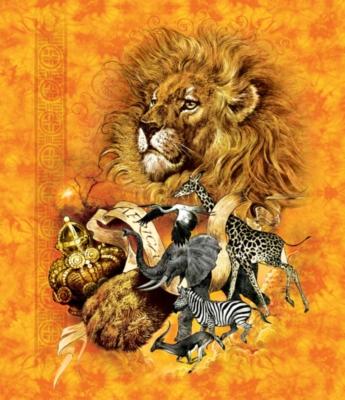 Jigsaw Puzzles - African Animal Kingdom