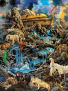 Staging Area - 1000pc Jigsaw Puzzle By Sunsout