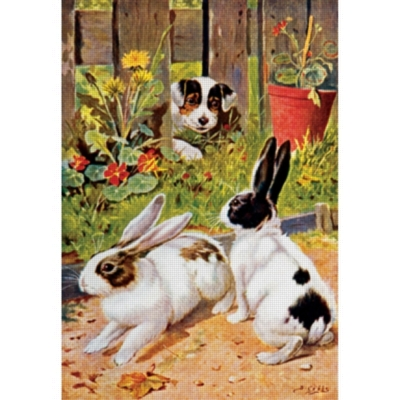 I See You! - 100pc Jigsaw Puzzle By Sunsout