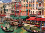 Venetian Vacation - 2000pc Jigsaw Puzzle By Cobble Hill