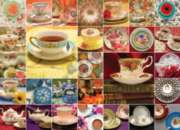 China Collage - 1000pc Jigsaw Puzzle By Cobble Hill