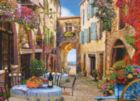 French Village - 1000pc Jigsaw Puzzle By Cobble Hill