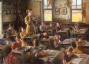 Cobble Hill Jigsaw Puzzles - Country Schoolhouse