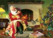 Cobble Hill Jigsaw Puzzles - Santa's Favorite Quilt