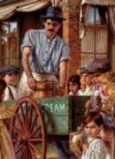 Ice Cream Peddler - 500pc Jigsaw Puzzle By Cobble Hill