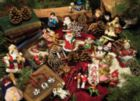 Christmas Ornaments - 275pc Large Format Jigsaw Puzzle By Cobble Hill