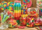 Enough Candy for Everyone - 400pc Family Style Jigsaw Puzzle By Cobble Hill