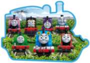Thomas & Friends - Sodor Friends - 24pc Floor Puzzle By Ravensburger