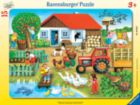 Where to Put it - 15pc Frame Puzzle By Ravensburger