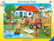 Where to Put it - 15pc Frame Puzzle For Kids By Ravensburger