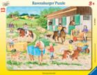 Riding Camp - 13pc Frame Puzzle By Ravensburger