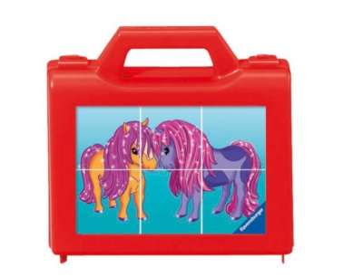 Jigsaw Puzzles for Kids - Pony Love