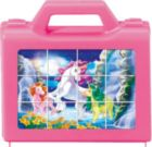 Land of Unicorns - 12pc Block Puzzle By Ravensburger