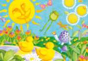 Merry Meadow - 35pc Jigsaw Puzzle By Ravensburger
