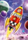 Rocket Boost - 35pc Jigsaw Puzzle By Ravensburger