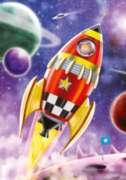 Jigsaw Puzzles for Kids - Rocket Boost