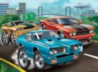 Muscle Cars - 60pc Jigsaw Puzzle By Ravensburger