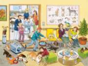 In The Vet's Office - 100pc Jigsaw Puzzle By Ravensburger