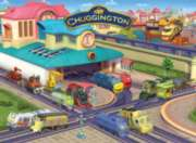 Chuggington Busy Day - 100pc Jigsaw Puzzle By Ravensburger