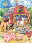 My Funny Farm - 100pc Jigsaw Puzzle By Ravensburger