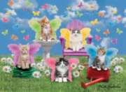 Kitty Wings - 100pc Jigsaw Puzzle By Ravensburger
