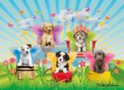 Doggie Wings - 100pc Jigsaw Puzzle By Ravensburger
