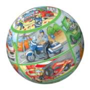People at Work - 40pc Puzzleball By Ravensburger