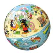 Highlights - Land & Sea - 40pc Puzzleball By Ravensburger