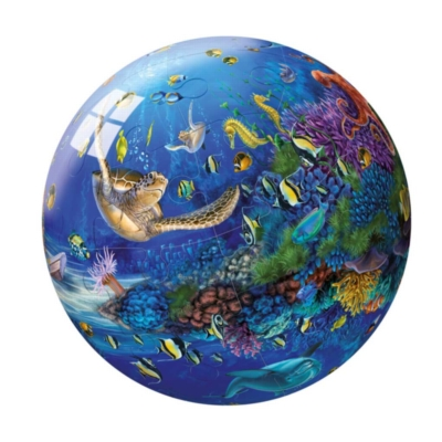 Underwater World - 40pc Puzzleball By Ravensburger