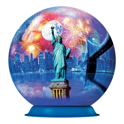 New York City Puzzleball