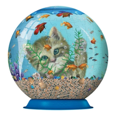 Ravensburger Jigsaw Puzzles - Kitty Entertainment - Puzzleball