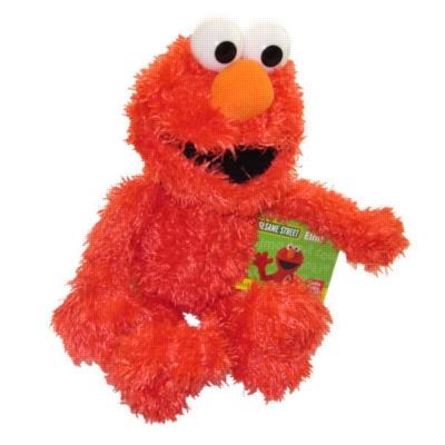 "Elmo - 13"" Sesame Street by Gund"