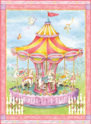 Carousel - 200pc Jigsaw Puzzle By Ravensburger