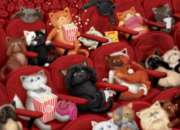 Kitty Cinema - 200pc Jigsaw Puzzle By Ravensburger
