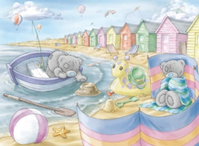 Me to You� - Seaside - 200pc Jigsaw Puzzle By Ravensburger