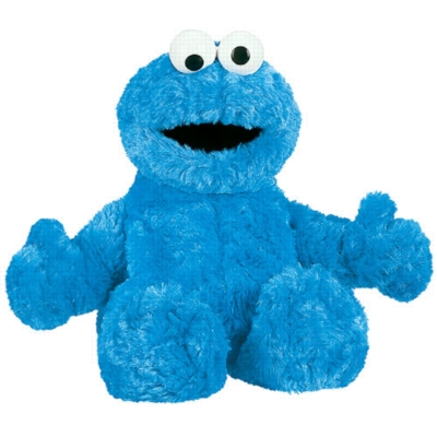 Cookie Monster - 12'' Sesame Street by Gund