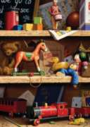 Ravensburger Large Format Jigsaw Puzzles - Toy Shelf