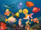Fascinating Underwater World - 100pc Chromadepth Jigsaw Puzzle By Ravensburger