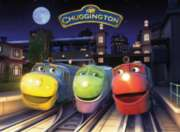 Chuggington End of the Day - 100pc Jigsaw Puzzle By Ravensburger