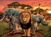 Ravensburger Jigsaw Puzzles - African Splendor